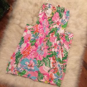 Holy Grail Lilly for Target strapless maxi